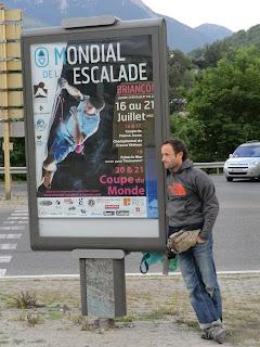 2º Mundial escalada en Francia