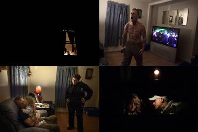 fotos de violencia domestica