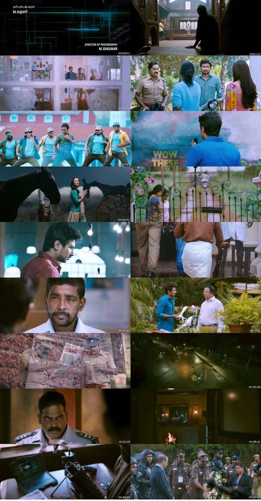 Screen Shot Of Tollywood Movie Gethu 2016 Full Movie In Hindi Dubbed Free download 720P HD