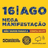 Um dia que pode ficar na história do Brasil