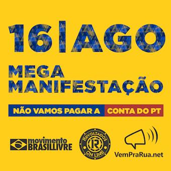 O DIA QUE FICARÁ NA HISTÓRIA DO BRASIL