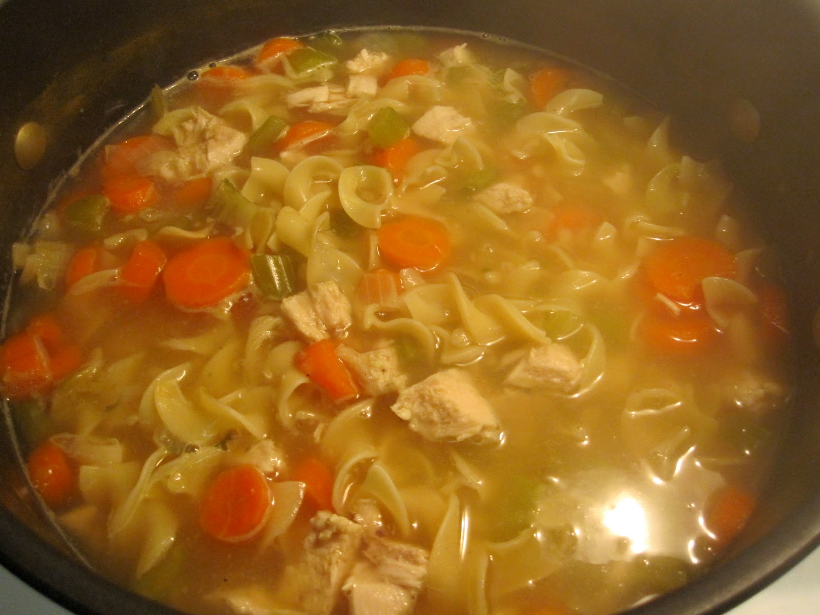 Homemade chicken soup with rice, homemade chicken noodle soup youtube