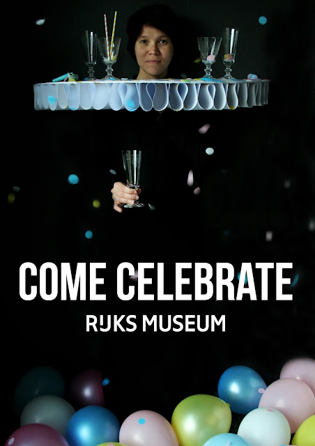 Fotostyling Rijksmuseum Come celebrate