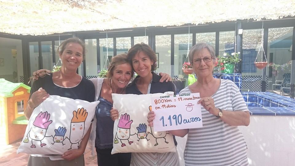 1 maratón solidaria / 1 triatlón solidaria / 180km Menorca/800km=19maratones=casadelosxuklis