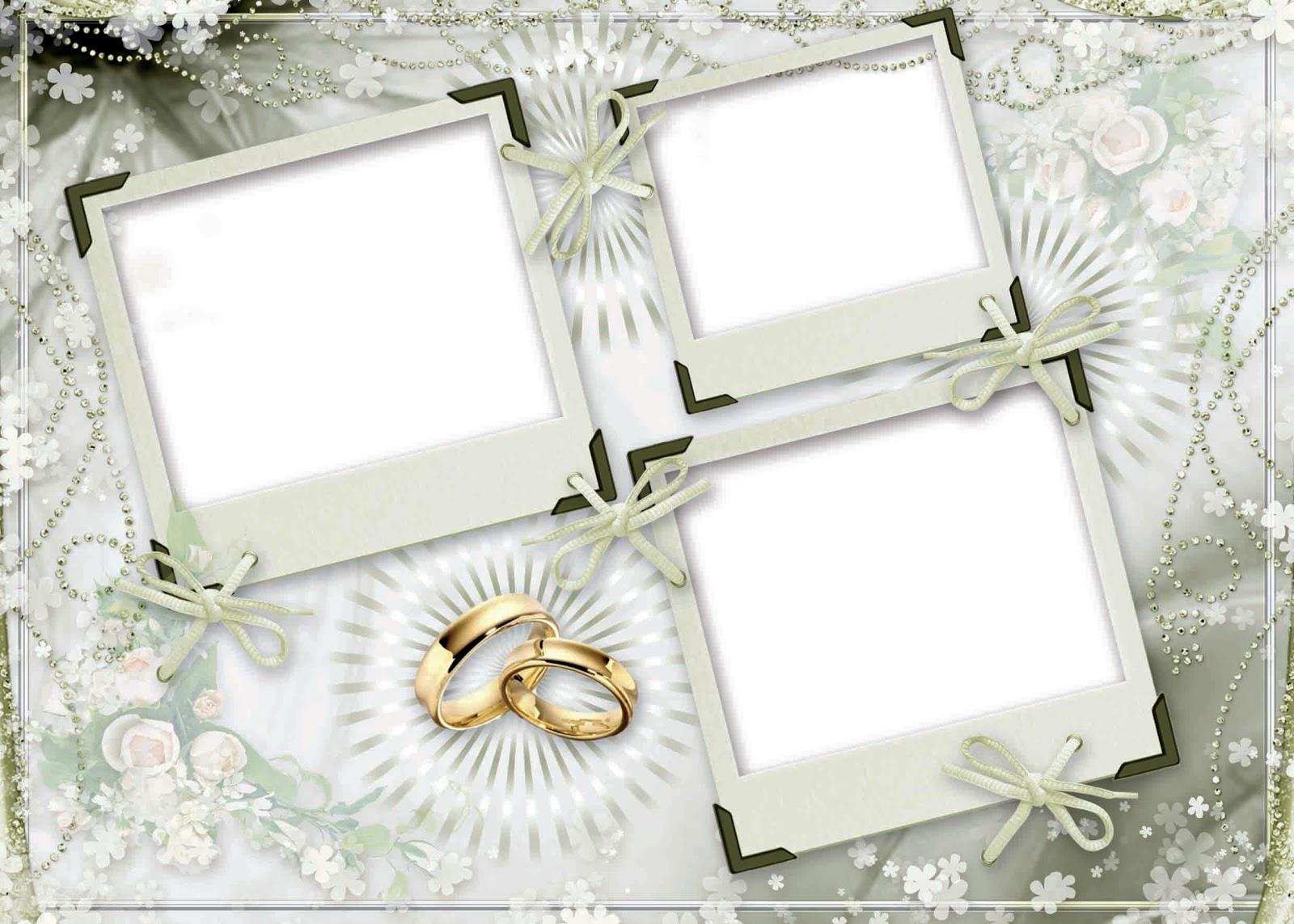 wedding frame psd psd frame
