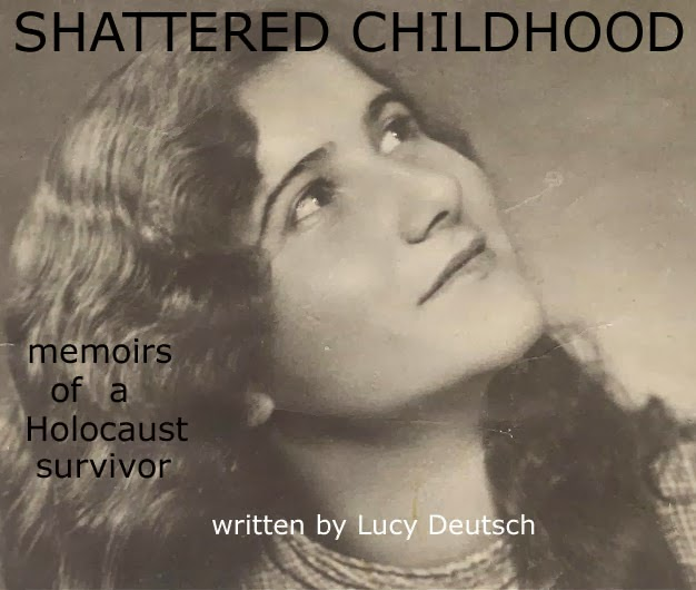 Meet Lucy Deutsch, Holocaust Survivor! *CLINK!* image 4 her 'She Owns It' feature!
