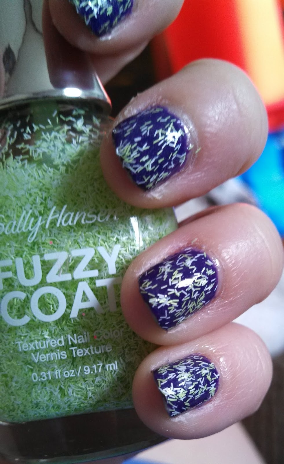 Nail Polish? Nail Polish!: Sephora Will You Jump?/Fuzzy Coat