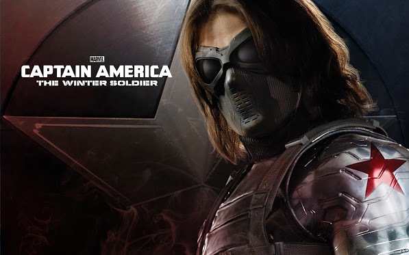 sebastian stan as bucky barnes / the winter soldier captain america 2 movie