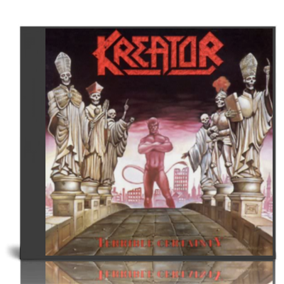 Discografia de Kreator Msfher666