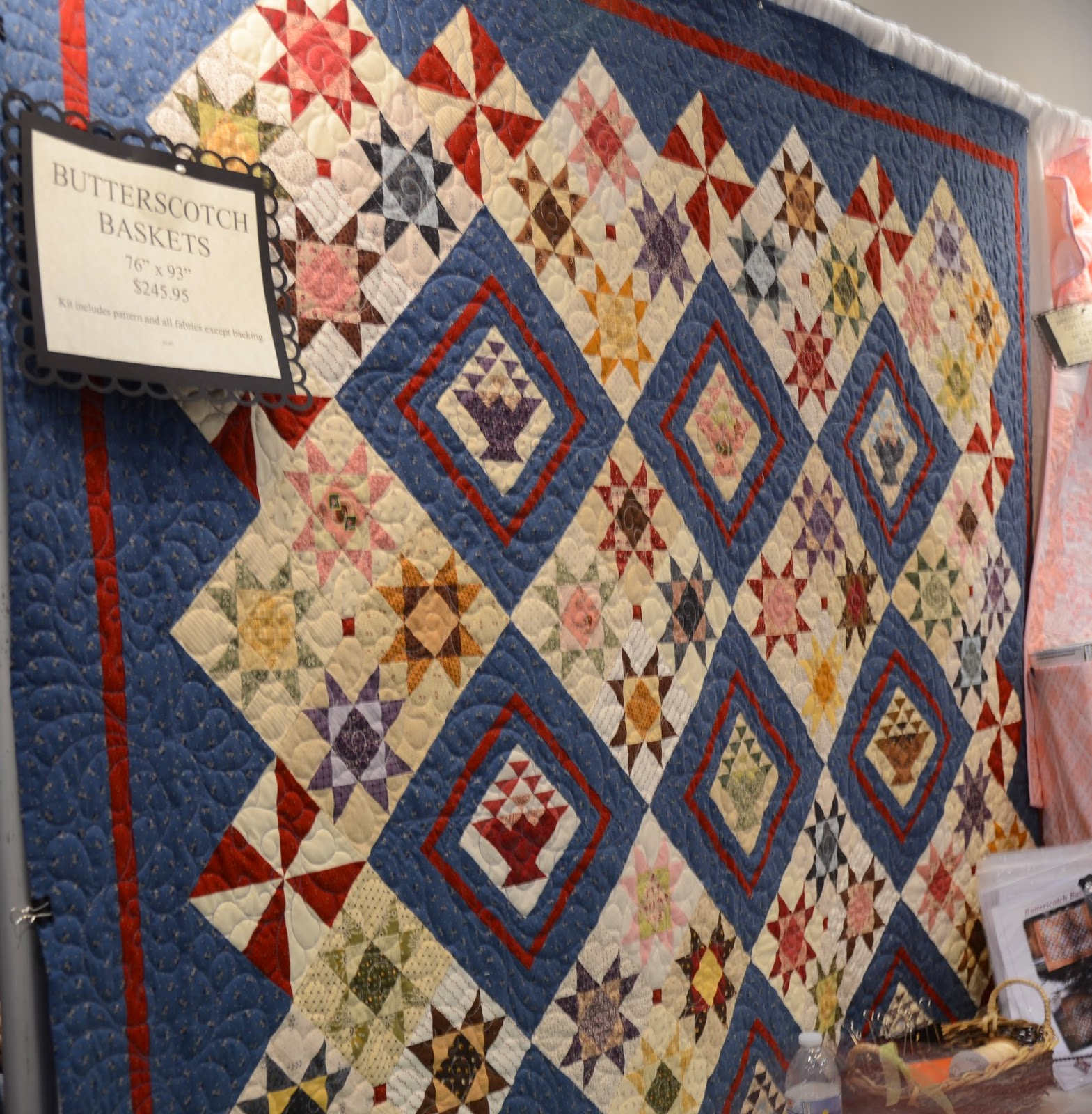 Sew'n Wild Oaks Quilting Blog: Pacific International Quilt ... : prairie queens quilt shop - Adamdwight.com