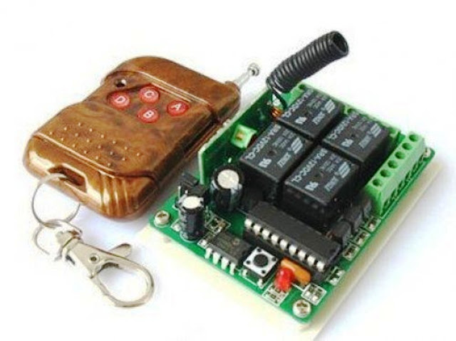 Easy Electronic Circuits: Making a Remote Controlled Trolley Circuit