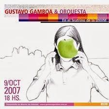 Grabación en vivo del concierto de Gustavo Gamboa & Orquesta el 9 de Octubre de 2007.