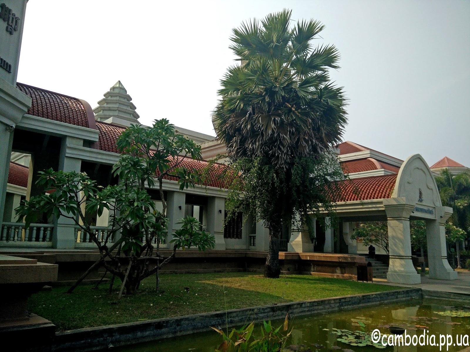 Национальный музей в Сиемрип