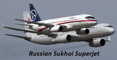 Russian passenger jet reported missing in Indonesia