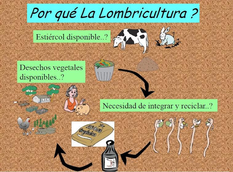 El porque de la Lombricultura