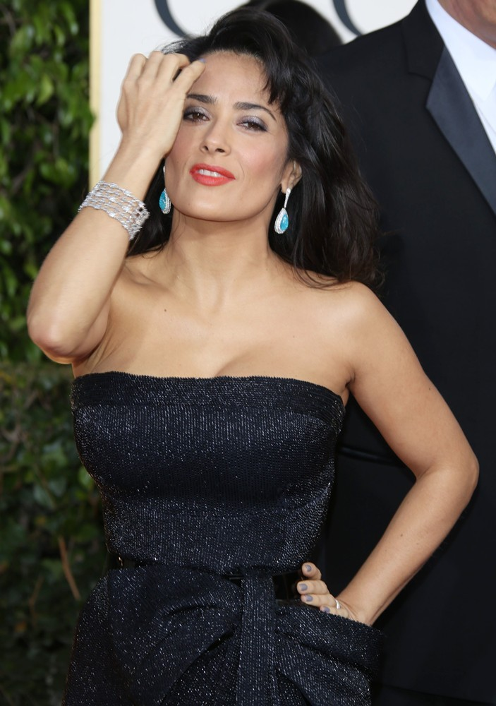 salma hayek profile and new pictures 2013 hollywood