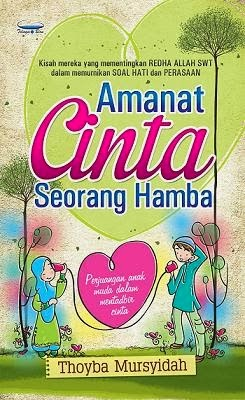 Novel ketigaku (Amanat Cinta Seorang Hamba)