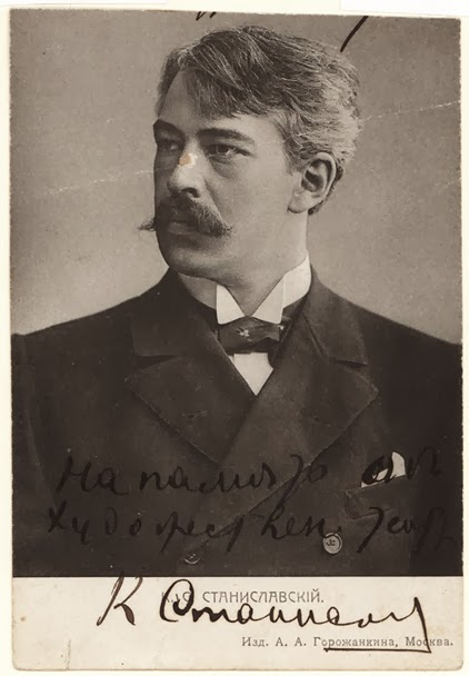the life of konstantin sergeyevich stanislavski The life of a character should be an unbroken line of events and emotions, but a play only gives us a few moments on that line - we must create the rest to portray a convincing life constantin stanislavski.