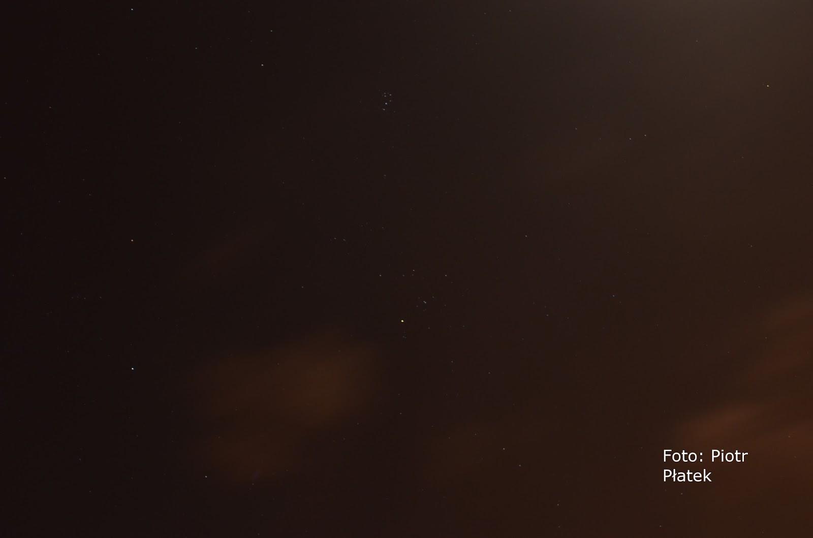Byk, Taurus, Plejady, Pleiades