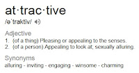 Definition of Attractive