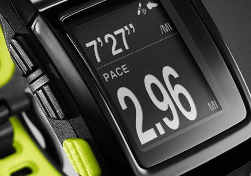 Nike+ Sportwatch GPS + TomTom