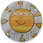 Hello Sun Quilt Along