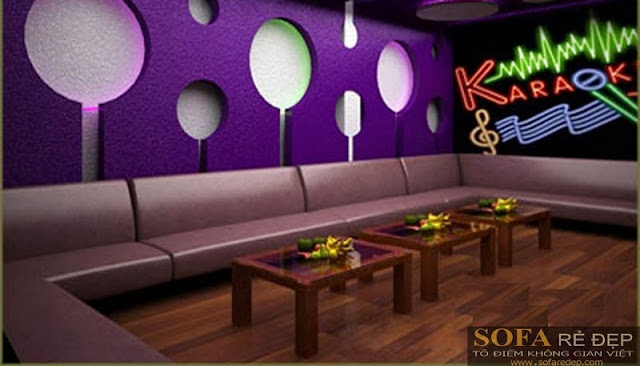 Sofa karaoke k010