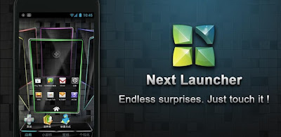 Next Launcher 1.0 Full Apk for Android
