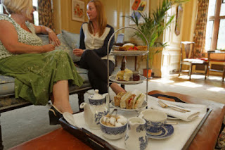 A proper cream tea at Goddards
