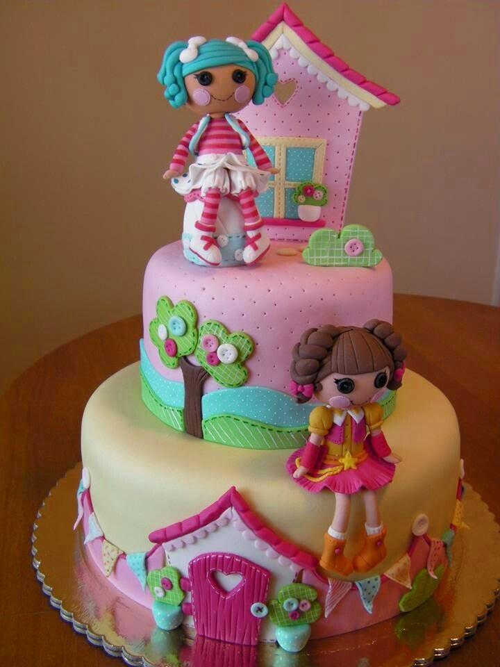 Tortas Decoradas de Lalaloopsy