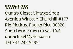 Ouna's Closet Vintage Shop
