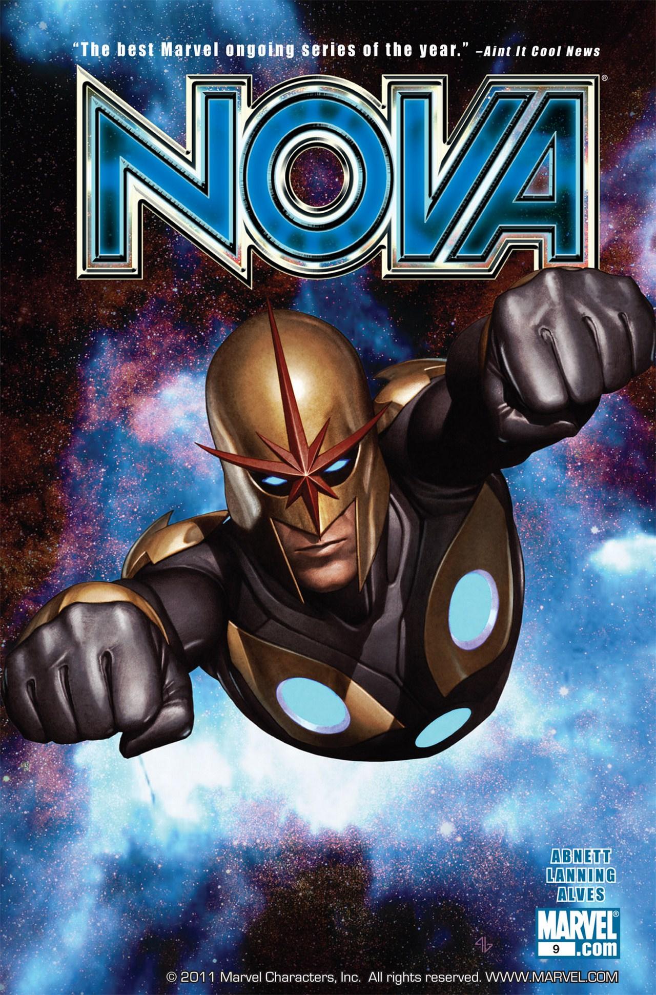 Nova (2007) issue 9 - Page 1