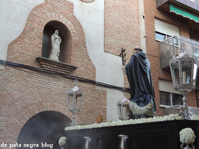 Salida Extraordina S. Juan Bautista de la Concepcion