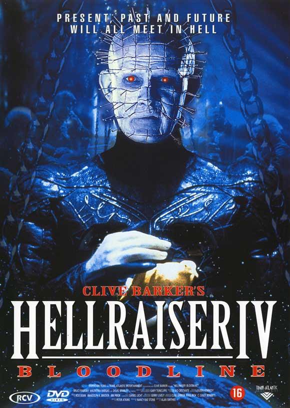 Assistir Filme Hellraiser IV - A Herança Maldita Legendado Online