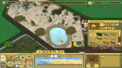 Zoo Tycoon 2 Gameplay Screenshot PC