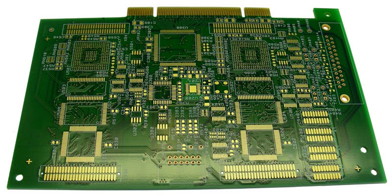 Jaapson PCB manufacturering: 五月 2015