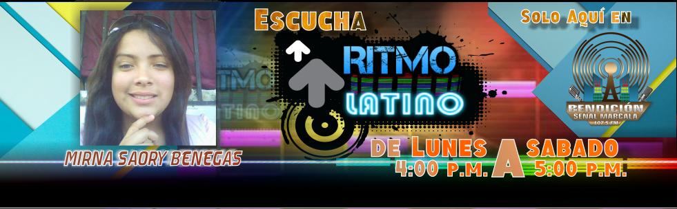 "Escucha ""Ritmo Latino"" con Noé Mejia, Solo por ""Radio Bendicion"""
