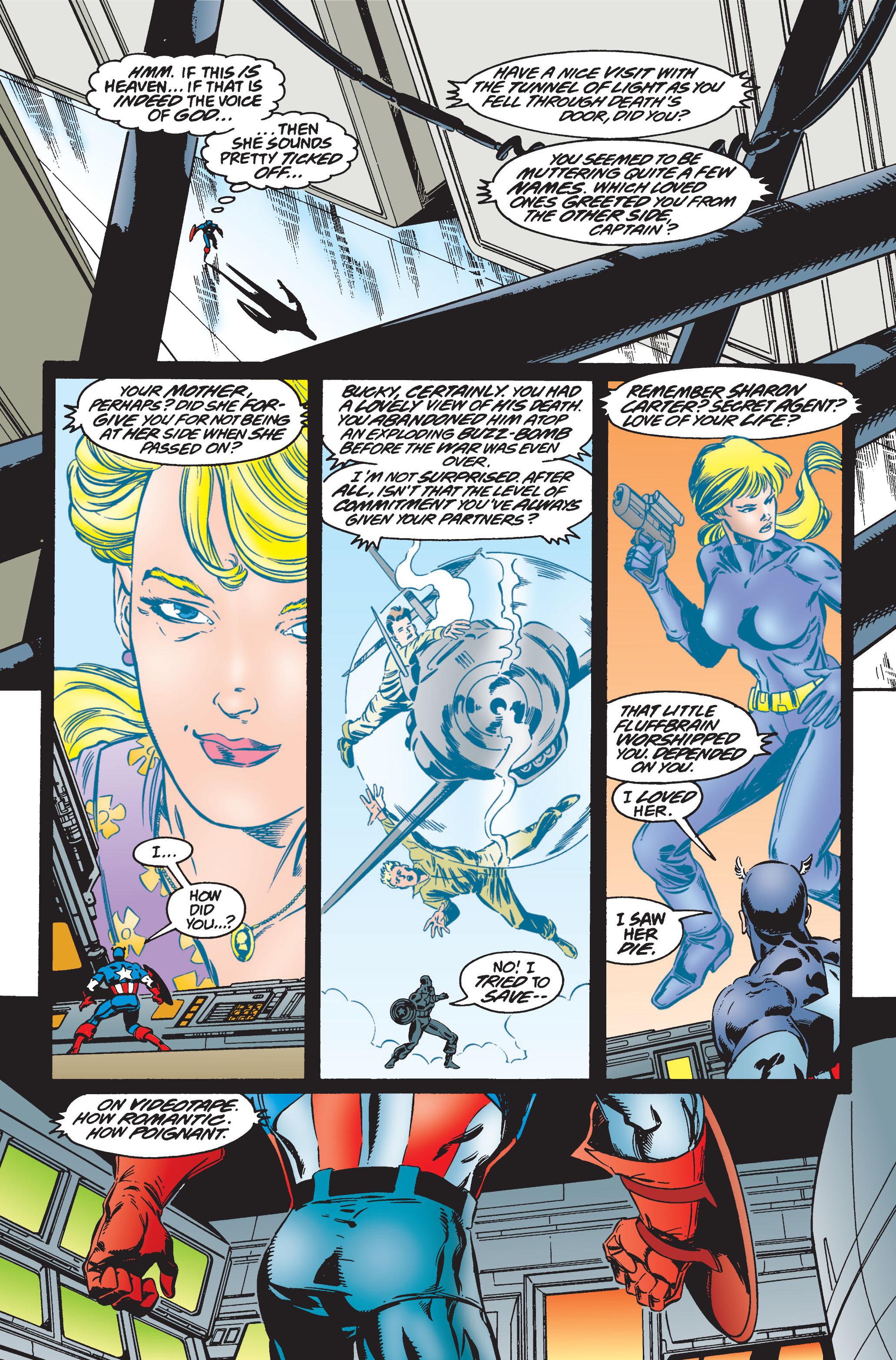Captain America (1968) Issue #445 #399 - English 7
