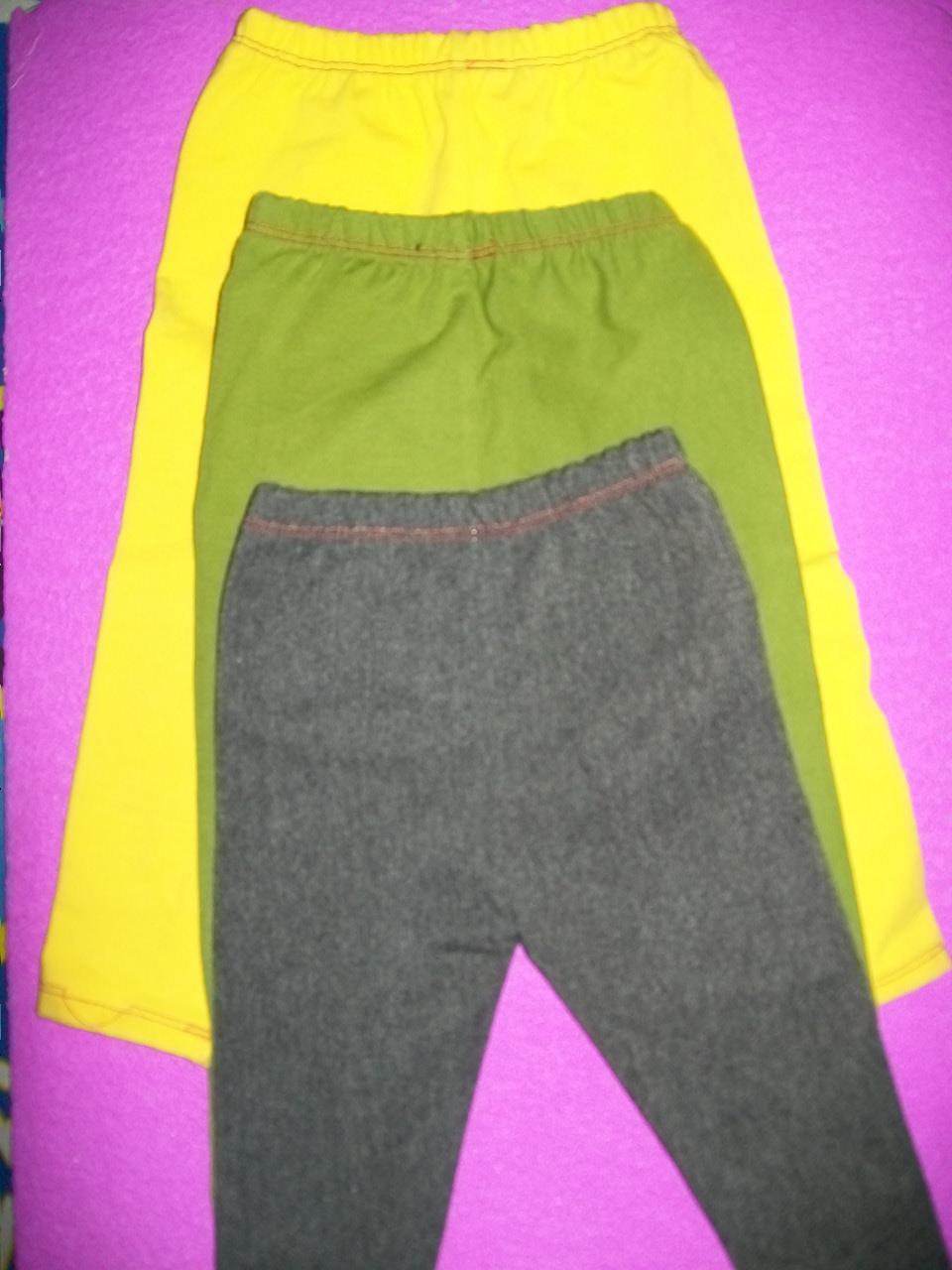 Model Legging Anak Usia 6-12 Bulan bahan Katun
