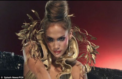 Jennifer Lopez  Floor Video on Trends Wallpapers  Jennifer Lopez On The Floor