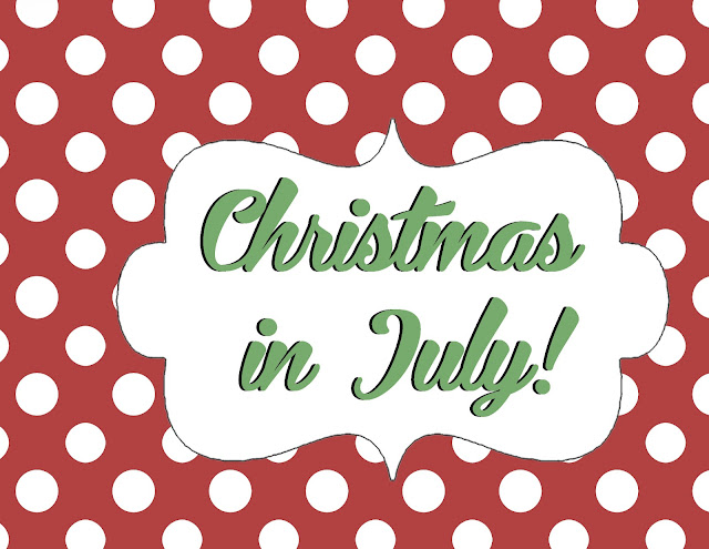 doodlecraft  christmas in july  review