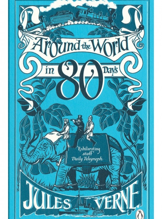 WatFile.com Download Free Reading in the Garden: Around the World in 80 Days by Jules Verne