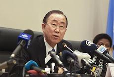 Ban Ki-moon apoya una fuerza regional africana para luchar contra Boko Haram