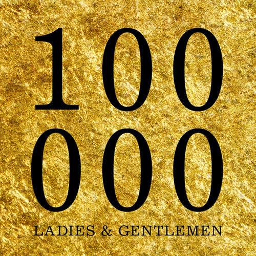 Claptone - 100.000 (Ladies & Gentlemen)