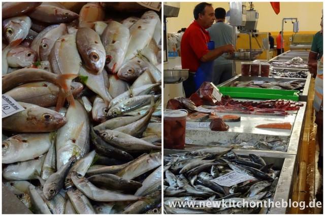 Fischmarkt in Tavira