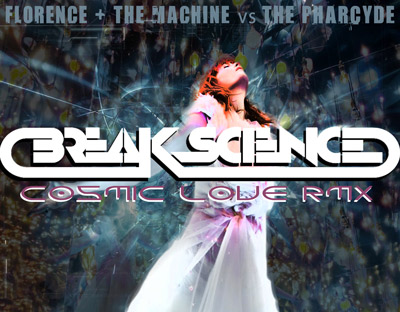 "Break Science Florence and the Machine1 Break Science – ""Flocyde"" Florence and the Machine & The Pharcyde (MP3 Download)"