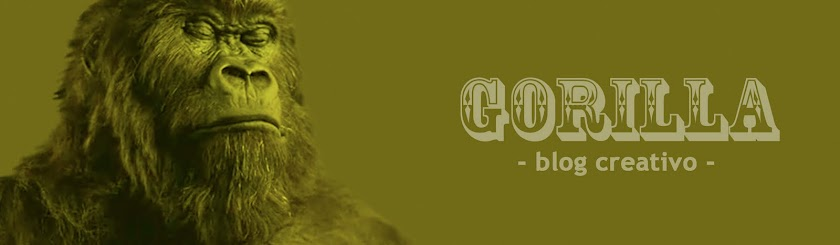gorilla  - blog creativo