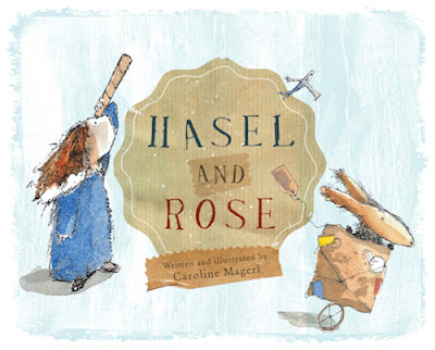 Review of Hasel and Rose by Caroline Magerl