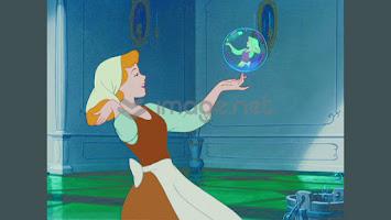 Abracadabra, isso é magia! Cinderela