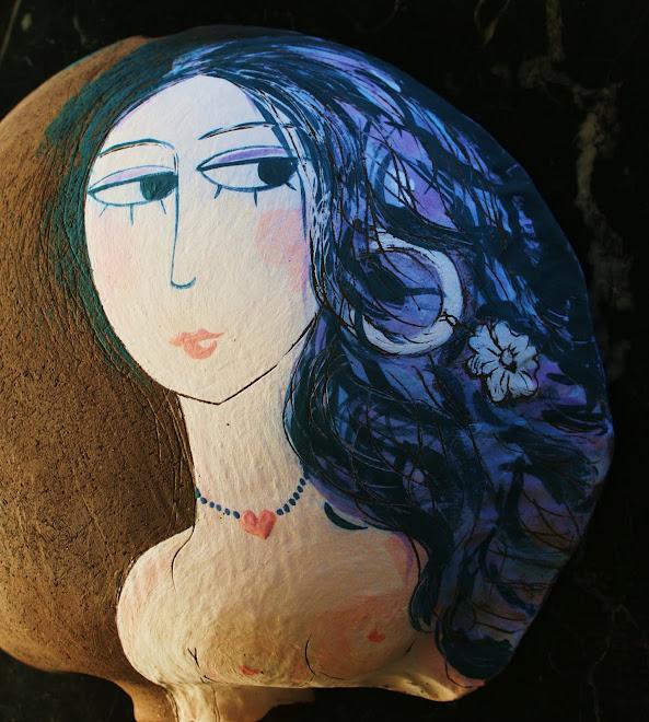 Autoportrait à la fleur